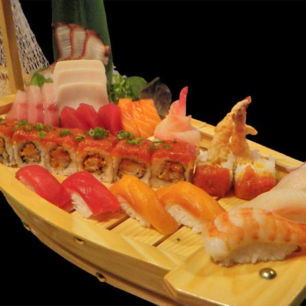 Omakase Sushi & Sashimi (3 different sizes)