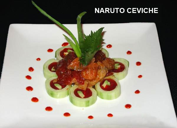Ceviche Naruto